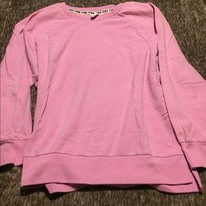 Pink Brand Super Soft Crew Neck Sweatshirt